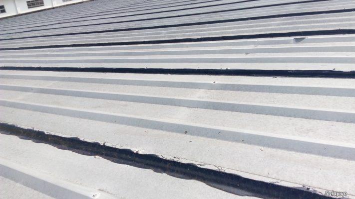 Thợ sửa chống dột mái tôn tại quận 5
