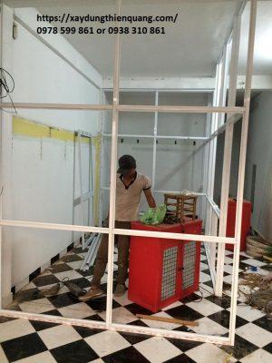 Thợ làm cửa nhôm kính tại quận 11