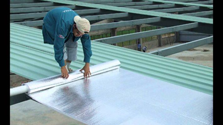 Thợ sửa chống dột mái tôn tại quận 2