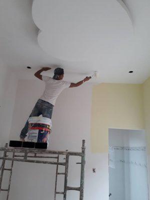 Thợ sơn sửa nhà giá rẻ tại quận 8