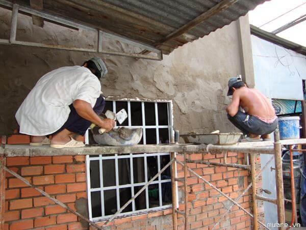 Sửa chữa nhà trọn gói tại quận 4
