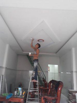 Dịch vụ sơn nhà giá rẻ tại quận 2