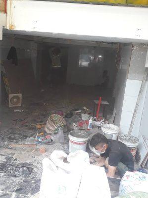 Thợ ốp gạch tường lát gạch nền tại quận 2