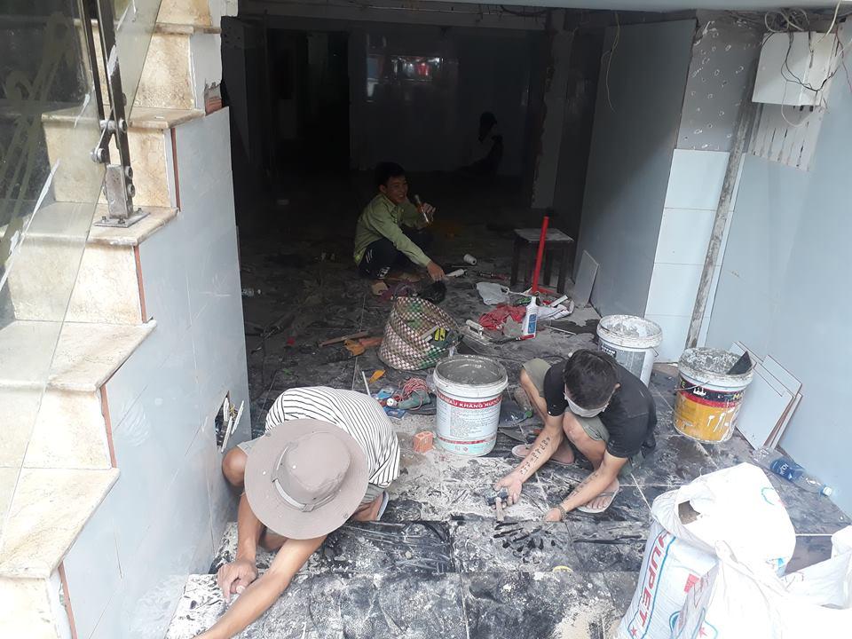 Thợ sửa nhà tại quận 6