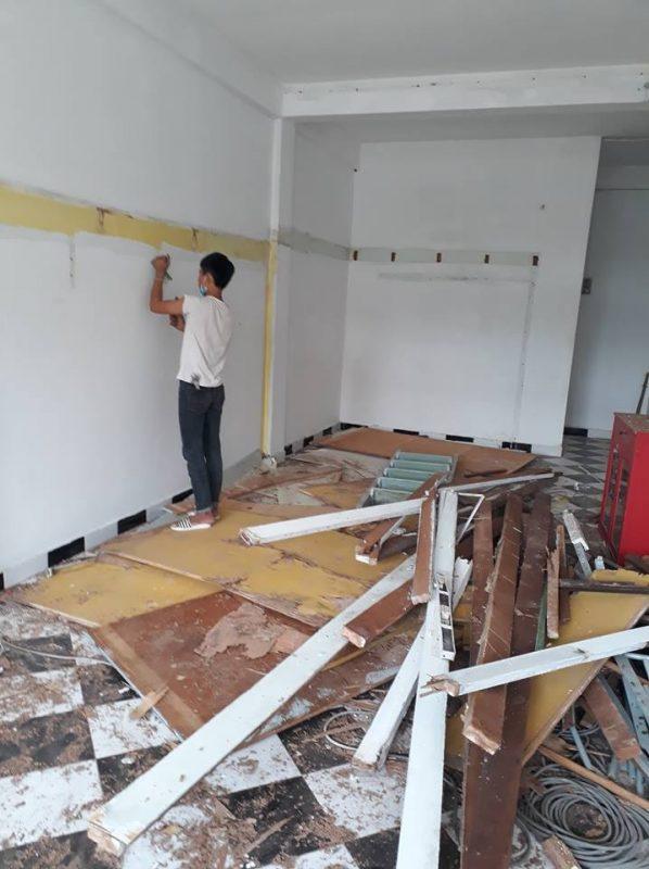 Thợ sửa nhà giá rẻ tại quận 1