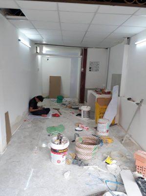 Thợ ốp lát gạch tại quận Bình Thạnh