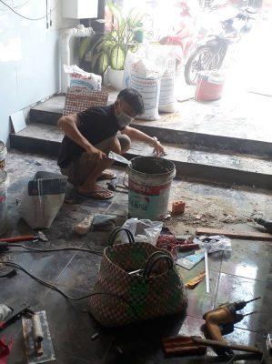 Thợ sửa chữa nhà giá rẻ tại quận 8