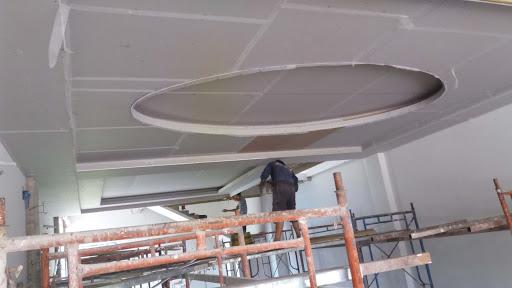 Thợ làm trần thạch cao tại quận 9