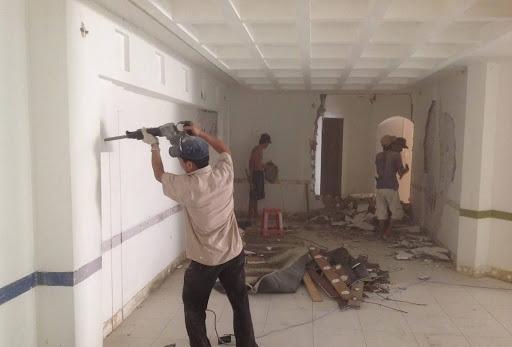Thợ sửa chữa nhà tại quận Bình Thạnh
