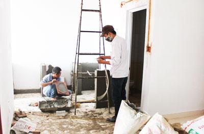 Thợ sửa nhà tại quận 12