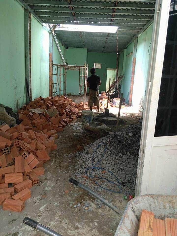 Thợ sửa chữa nhà tại quận 11
