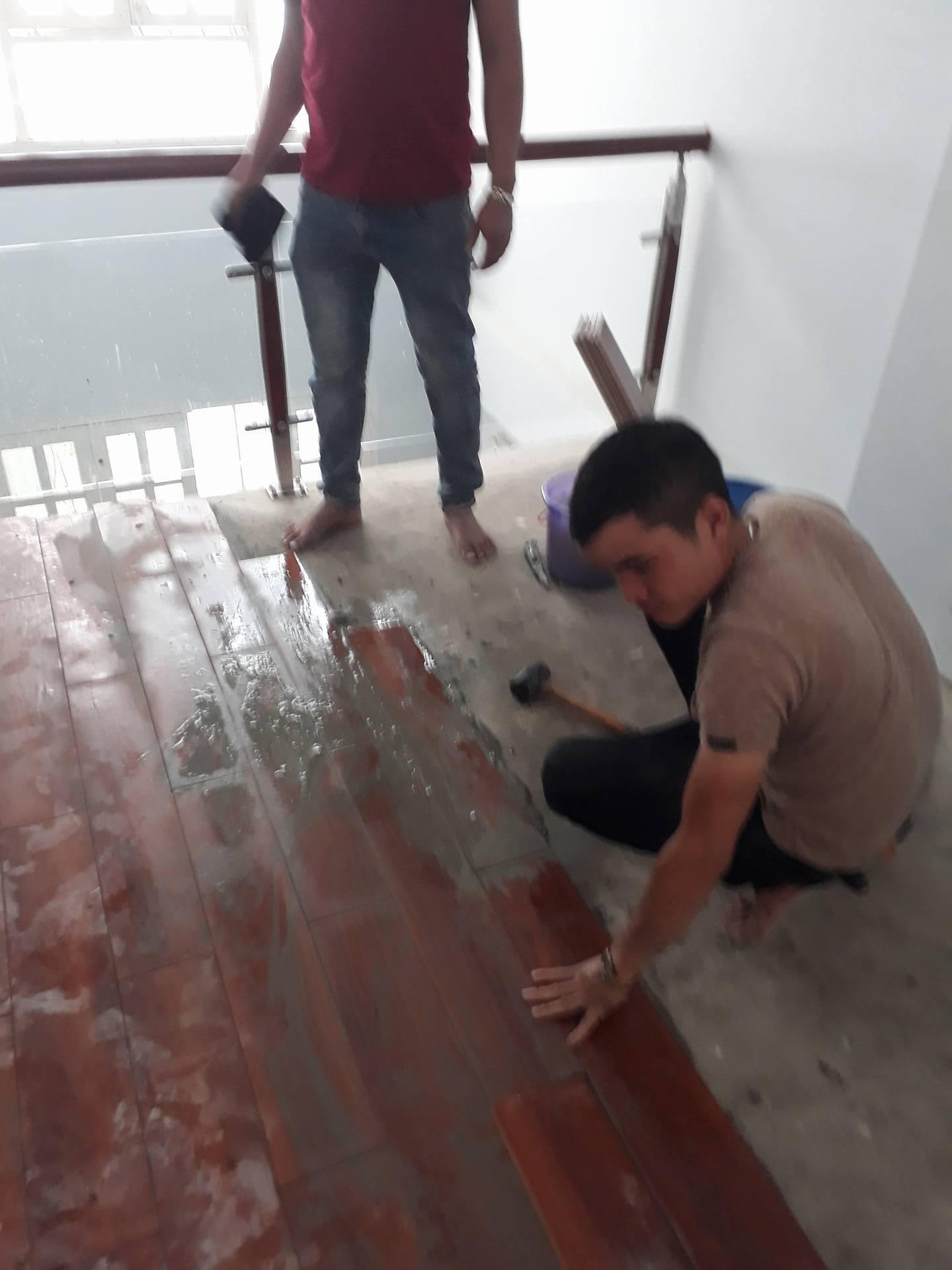 Thi công ốp lát gạch tại TPHCM