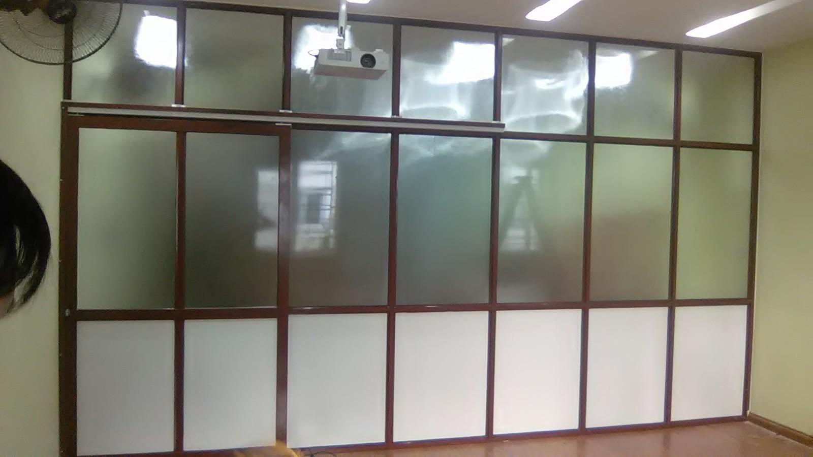 Thi công lắp đặt cửa nhôm kính quận Gò Vấp