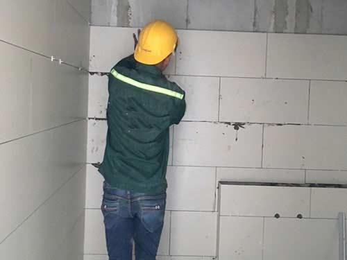 Thợ chống thấm tại quận Gò Vấp